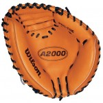 "Wilson A2000 Pudge 32.5"" - the best catchers mitt"