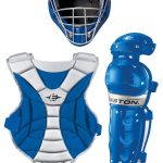 Easton Youth Black Magic Catcher Set